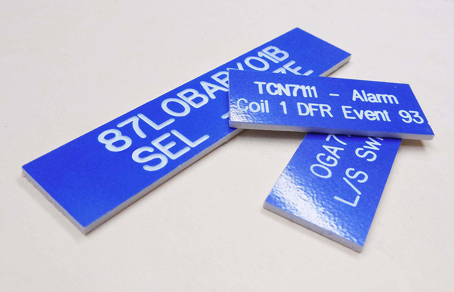Engraved Plastic Signs K Amp B Signs